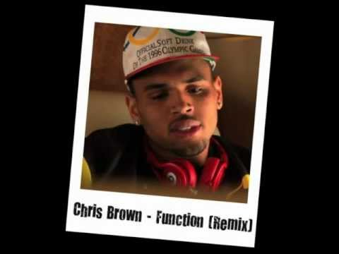 Chris Brown - Function (Remix) (Clean) (NEW APRIL 2012)
