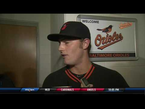 Tyler Wilson talks about the unpredictability of his schedule