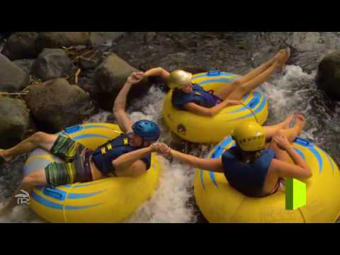 River Tubing in Grenada with Island Routes