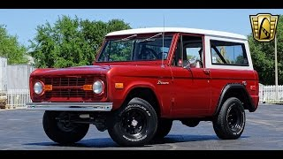 1976 Ford Bronco Gateway Orlando #785