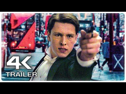 KING'S MAN׃ НАЧАЛО Русский Трейлер #1 (4K ULTRA HD) НОВЫЙ 2020 Кингсман 3 Action Movie HD