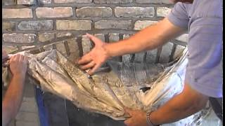 Waterless Fireplace Cleaner Howto