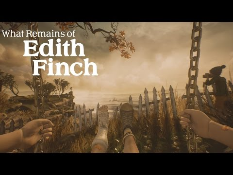THE DAY CALVIN FINCH LEARNED TO FLY | What Remains of Edith Finch Part 2 (Let's Play Gameplay)