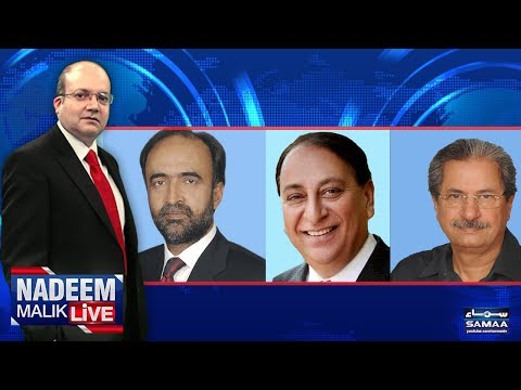 Nadeem Malik Live | SAMAA TV | 21 May 2018