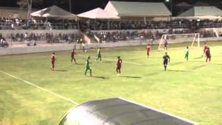 St.Kitts vs Dominica CFU Championship Cup