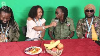 Videointerview, Torch, Loyal Flames, RC @ Reggae Jam 2014, 01.-03.08. Bersenbrück