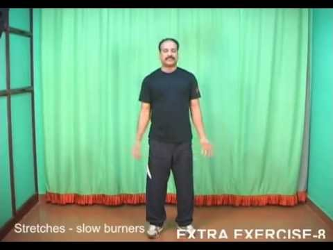 DR. PRASAD'S DIABETIC EXERCISE
