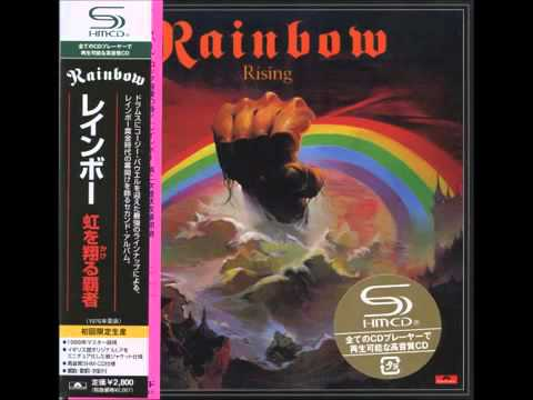 Rainbow   Rising 1976 Full Album