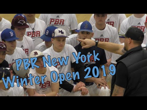PBR Winter Open 2019- Prep Baseball Report Luke Barone Monroe-Woodbury 2021