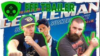 A GENTLEMAN | Official Trailer REACTION - Foreign Film Friday