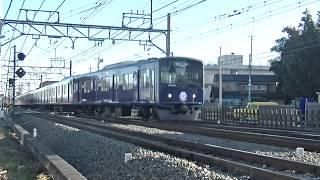 西武鉄道20104FLトレイン 南入曽到着