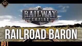 First Look Railway Empire gameplay part 1