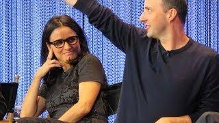 VEEP Cast Season 3 LOLs Julia Louis-Dreyfus, Tony Hale, Matt Walsh