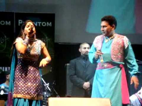 Miss Pooja Preet Brar LIVE Tera Bada Karara Pudna { LIVE }