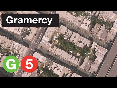 Cities Skylines: Gramercy | Episode 5 - Wall-to-Wall Detaili