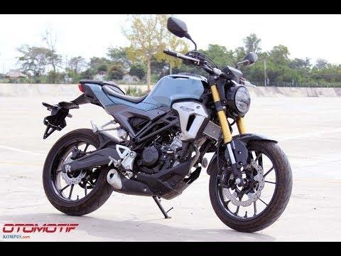 Honda CBR150R ExMotion - Versi Thailand, Lawannya Yamaha Xabre Nih..