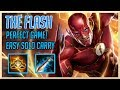 AoV: THE FLASH PERFECT GAME! (0 DEATHS CARRY) | ARENA OF VALOR FLASH GAMEPLAY GUIDE