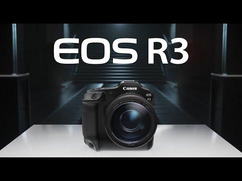 Canon EOS R3   Feature Breakdown
