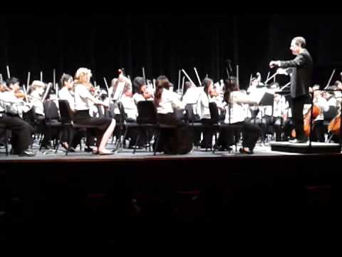 CCSD Honors Orchestra 2012: Red Lodge Reel