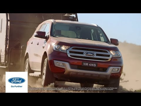 Everest Engineering: Trailer Control and Towing | Ford Australia