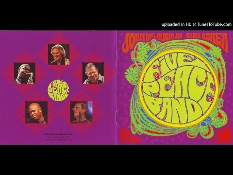Chick Corea & John McLaughlin [2009] Five Peace Band - CD2/03. In A Silent Way/It's About That Time