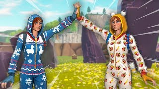 Gameplay de peau d'Onsie Équipes de duos 27 elims Fortnite Bataille royale