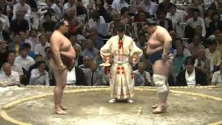 平成25年秋場所6日目 sumo 大相撲.