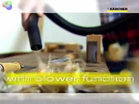 aspirateur karcher youtube. Black Bedroom Furniture Sets. Home Design Ideas