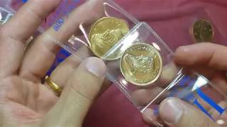 Unboxing 5 Gold 1 Oz Krugerrands from JM Bullion