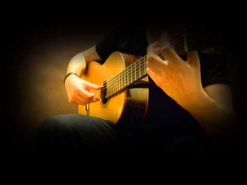 Celtic Guitar Music - Dance with the Trees (by Adrian von Ziegler) Acoustic Guitar Cover