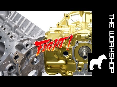 Engine blocks - Casting vs Billet