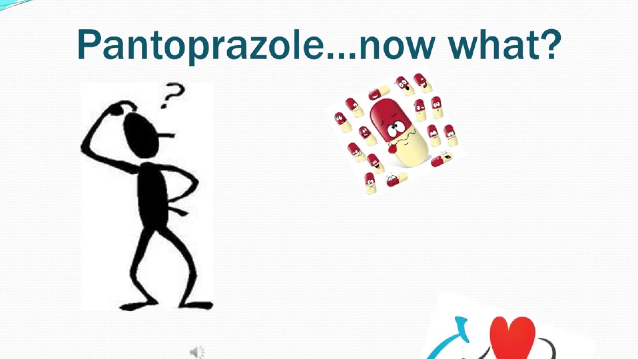 Discussion on this topic: Pantoprazole, pantoprazole/