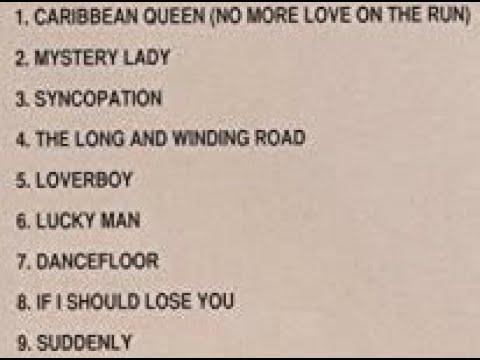 Billy Ocean: 'Suddenly' (Full-Album Uploaded in 1080p HD)