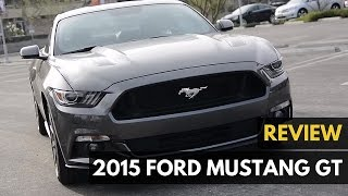 2015 Ford Mustang GT Review - Gadget Review