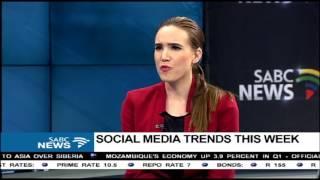 Social Media Trendz, Week 22 to 26 May 2017 thumbnail