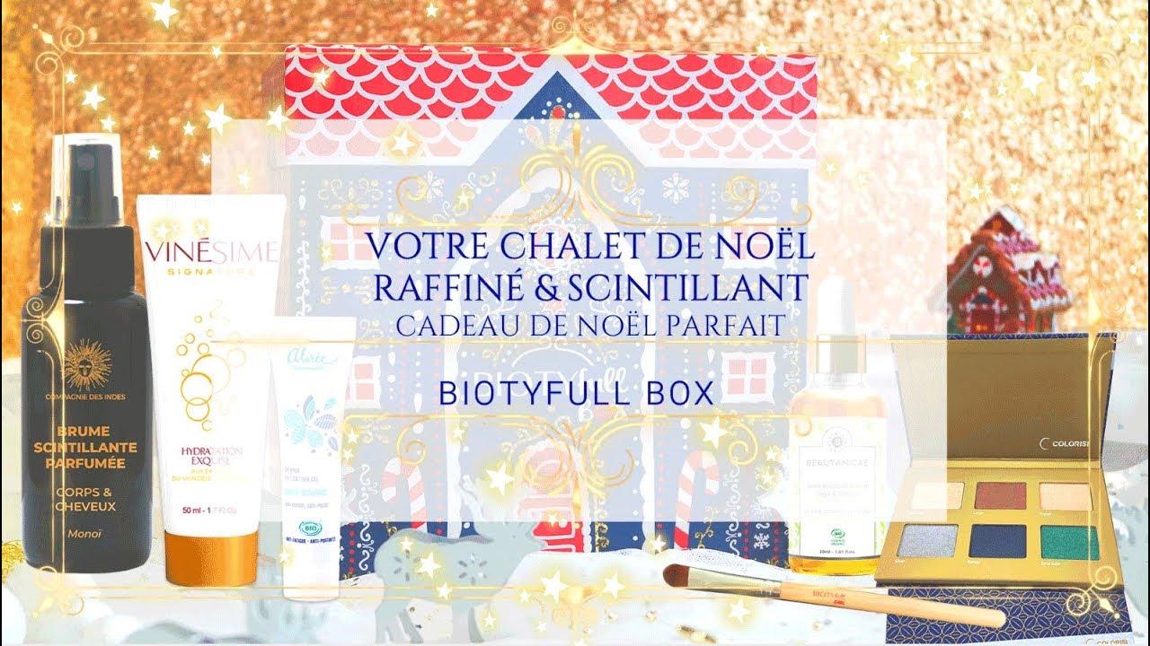 BIOTYFULL BOX DÉCEMBRE 2019 ???? | CHALET DE NOËL