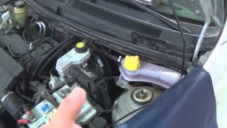 Sistema de arrefecimento linha Ford. thumbnail