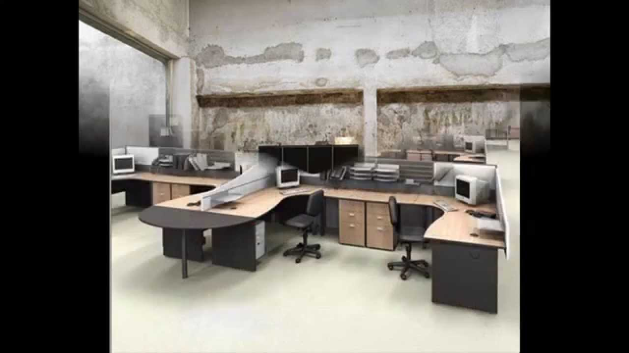 Office arrangement ideas youtube for Office arrangement ideas