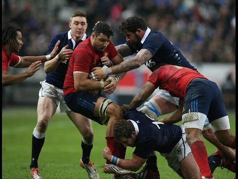 France v Scotland, Official extended highlights, Worldwide, 06th Feb 2015