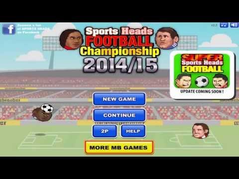 Sports Heads Football Championship 2014/2015 - [Dentuço]