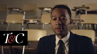 John Legend's Definition of Philanthropy | Town & Country