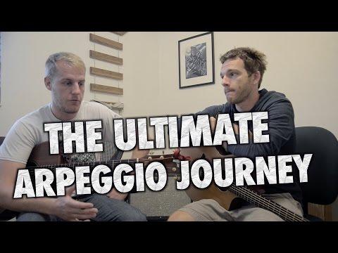 One Arpeggio to Span the Full Fretboard