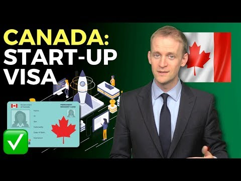 Canada start-up visa 🇨🇦 HOW TO APPLY through an incubator (n