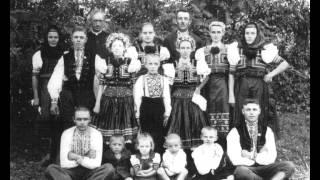 Magdaléna Vaňová a hostia - A tam hore u horičky (Slovak Folk Songs)