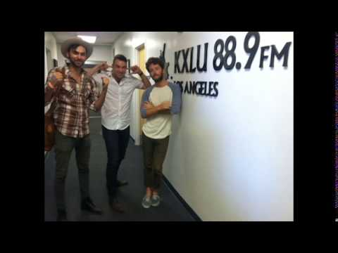 Shakey Graves - Interview (A Fistful of Vinyl sessions) on KXLU 88.9 FM Los Angeles