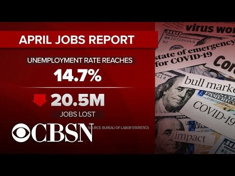 U.S. Unemployment Hits Highest Level Since Great Depression