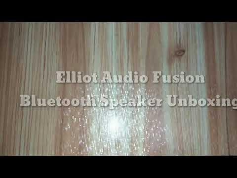 [UnboxerPH] - Elliot Audio Fusion Portable Bluetooth Speaker Unboxing Video