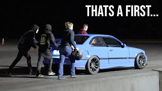 Finally Broke my 1.5JZ E36...