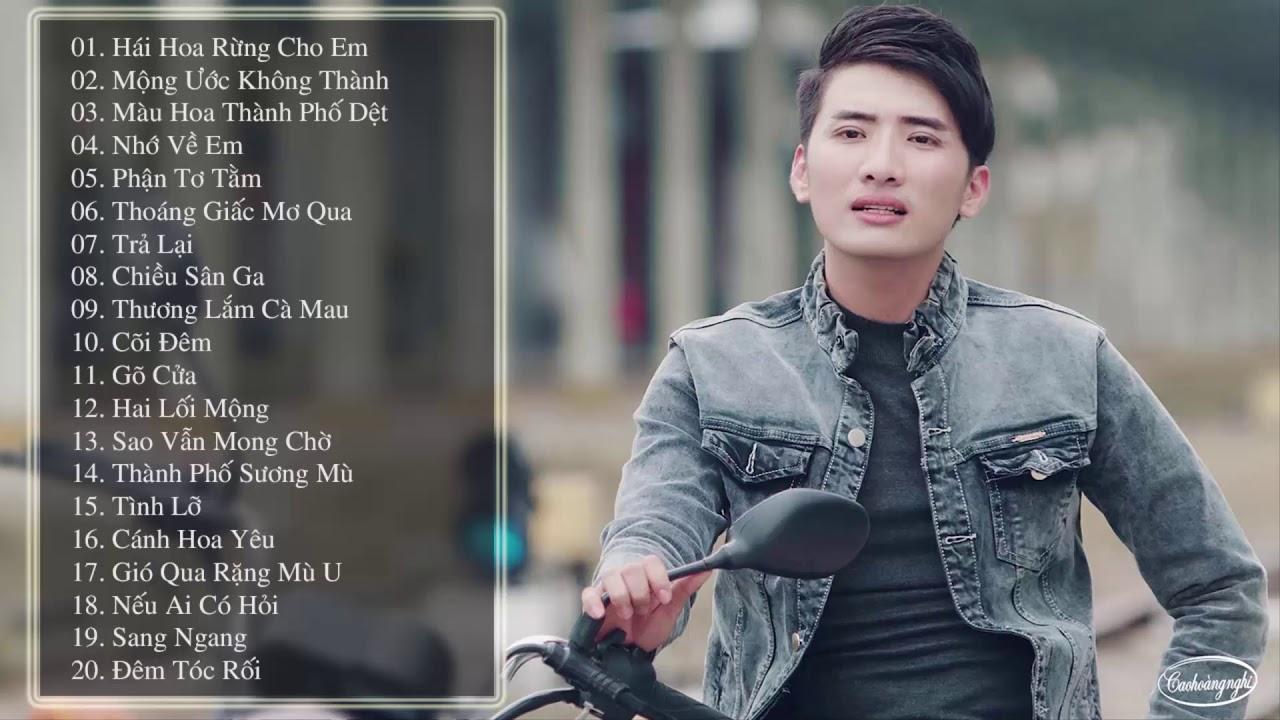 20 Ca Khúc Trữ Tình Bolero Hay Nhất 2019 – Cao Hoàng Nghi | Nhạc Vàng Tuyển Chọn 2019