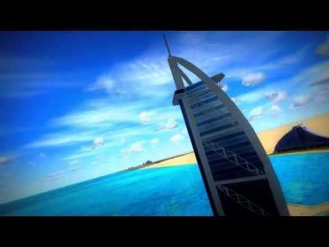 FSX Movie: Emirates